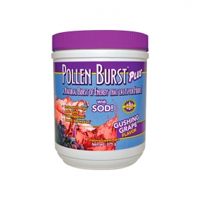 "Pollen Burst Plus - Gushing Grape ""Поллен Бёрст Плас Гашинг Грэй"