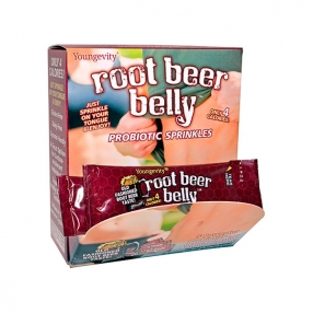 "Root Beer Belly - 30 Count Box ""Рут бир Белли"""